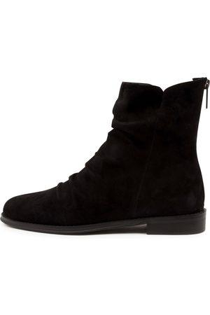 Django & Juliette Yannis Dj Boots Womens Shoes Casual Ankle Boots