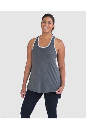 Avila Women Tank Tops - Tie and Go Singlet - T-Shirts & Singlets Tie and Go Singlet