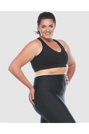 Curvy Chic Sports Women Sports Bras - Bridget Crop Top - Sports Bras Bridget Crop Top
