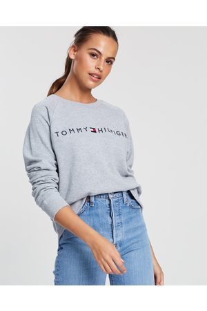 Tommy Hilfiger Women Sweatshirts - Tommy Original Sweater - Sweats ( Heather) Tommy Original Sweater