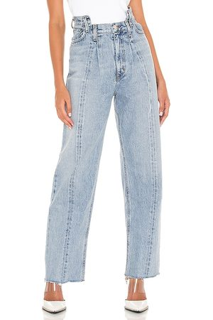 AGOLDE Pieced Angled Jean in .