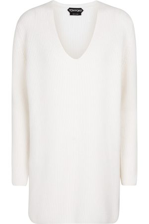 Tom Ford Ribbed-knit cashmere sweater