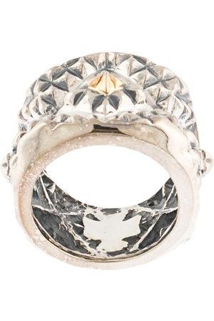 Natural Instinct Men Rings - Geometric pattern ring