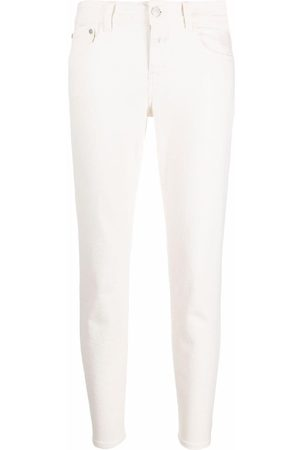 Closed Women Straight - Five-pocket straight-leg jeans