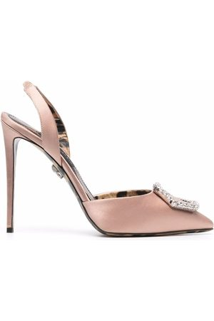 Philipp Plein Slingback high-heeled pumps