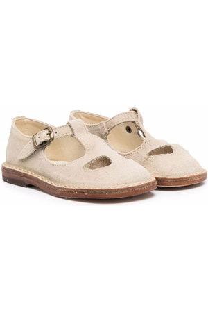 PèPè Sandals - Woven-texture sandals