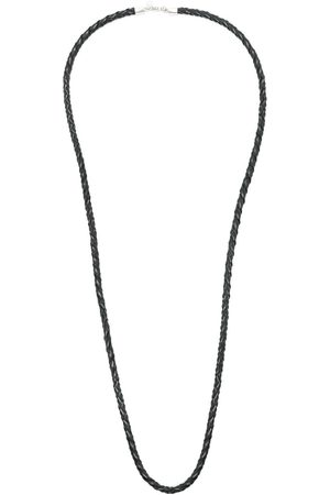 AMIR SLAMA Men Necklaces - X Julio Okubo leather necklace
