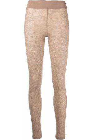 12 STOREEZ Women Leggings - Fine-knit leggings