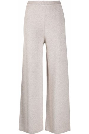 12 STOREEZ Women Joggers - Wide-leg knit trousers