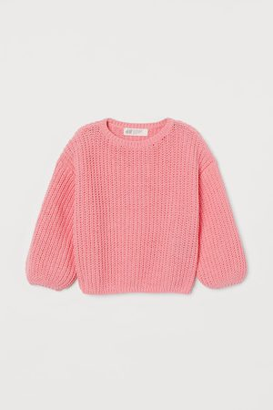 H&M Chenille Knit Sweater