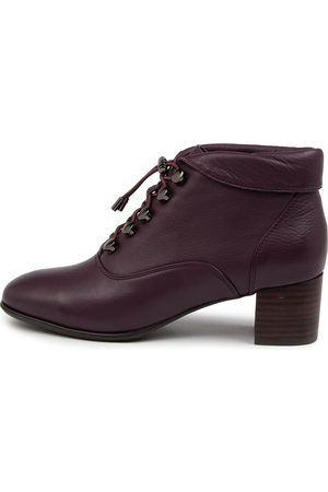 SUPERSOFT Women Ankle Boots - Gerdie Su Dk Boots Womens Shoes Casual Ankle Boots