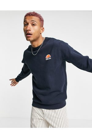 ellesse Sweatshirts - Diveria sweatshirt with small logo in navy