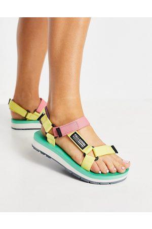 Palladium Outdoorsy Urbanity flat sandals in multi