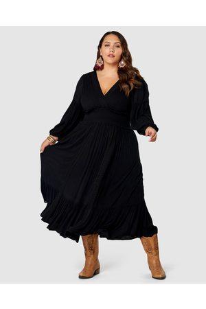The Poetic Gypsy Wild Harmony Maxi Dress - Dresses Wild Harmony Maxi Dress