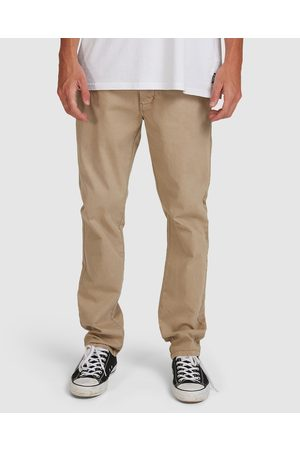 Billabong Men Chinos - 73 Chino Pants - Pants (GRAVEL) 73 Chino Pants