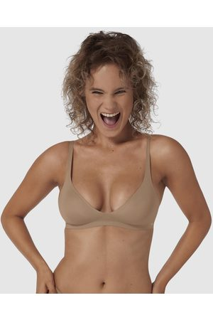 Sloggi Women Bralette - BODY Adapt T Shirt Bra - Soft Cup Bras (Nostalgic ) BODY Adapt T-Shirt Bra