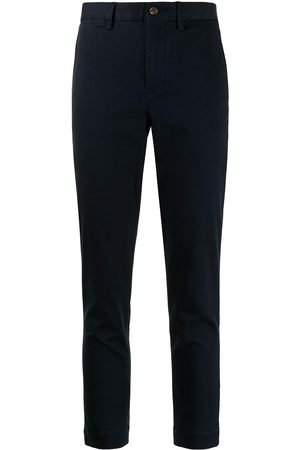 Polo Ralph Lauren Women Formal Pants - Cropped tapered trousers