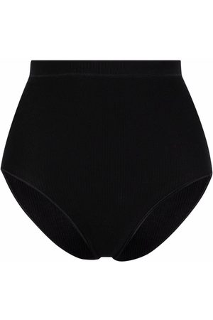 Baserange Women Lingerie Shorts - Bell high-waisted briefs