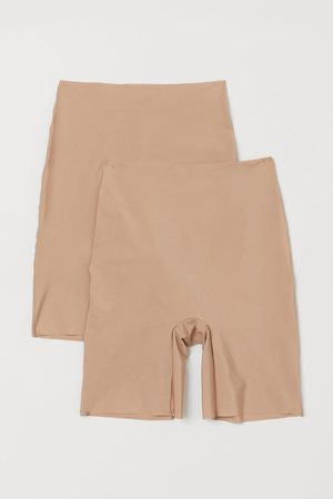 H&M 2-pack Shaping Bike Shorts