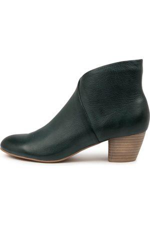 Django & Juliette Desire Dj Dk Emerald Boots Womens Shoes Casual Ankle Boots