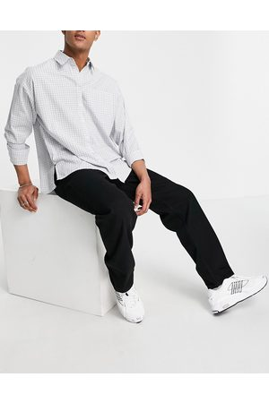 ASOS Baggy jeans in black