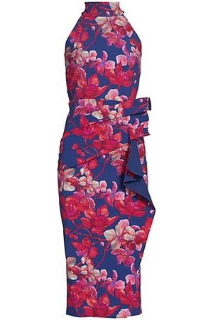 CHIARA BONI Women Halterneck Dresses - Floral Halter Dress