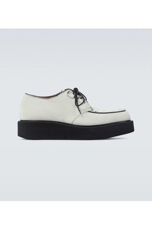 Marni Jonny lace-up leather shoes