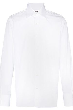 TOM FORD Button-up cotton shirt