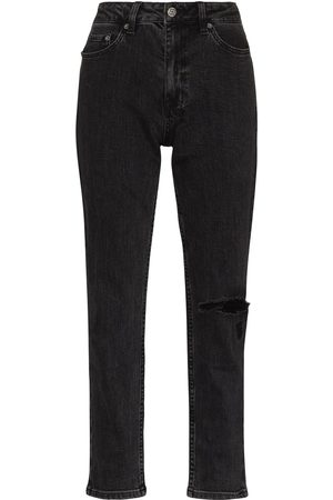KSUBI Women Jeans - Nine O Hell ripped jeans