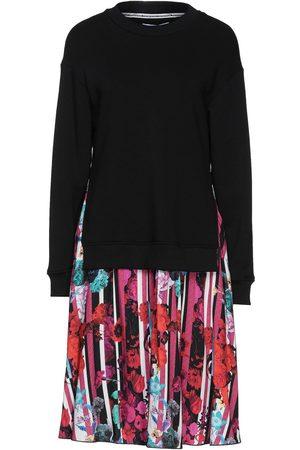 Bikkembergs Knee-length dresses