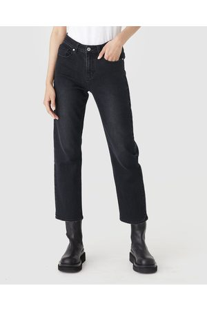 Jac & Mooki Women Straight - Pia Jeans - Jeans ( WASH) Pia Jeans