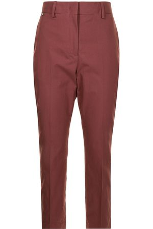 Paul Smith Slim-fit organic cotton trousers