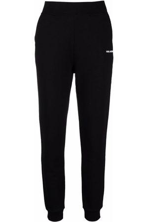 Karl Lagerfeld Women Joggers - Ikonik Pocket track pants