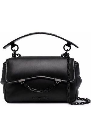 Karl Lagerfeld Seven soft shoulder bag