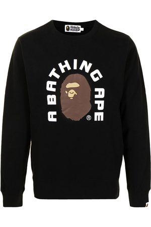 A Bathing Ape Graphic-print round neck sweatshirt