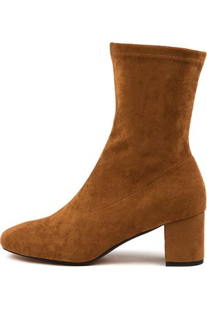 Diana Ferrari Indianas Df Whiskey Boots Womens Shoes Ankle Boots