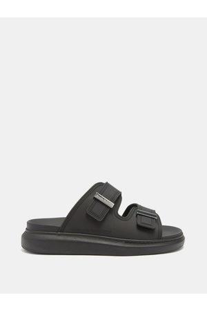 Alexander McQueen Hybrid Leather Sandals - Mens