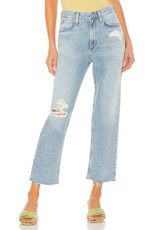 Citizens of Humanity Women High Waisted - Daphne Crop High Rise Stovepipe in .