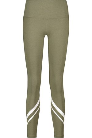 Tory Sport Women Sports Leggings - High-rise compression leggings