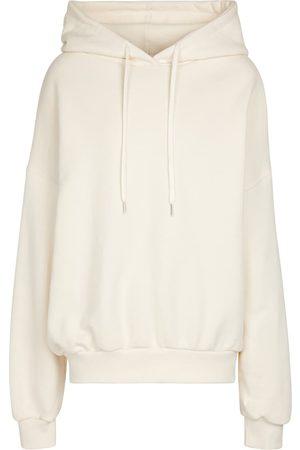 Frankie Shop Women Hoodies - Vanessa cotton jersey hoodie