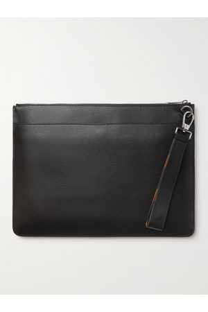 Paul Smith Textured-Leather Document Holder