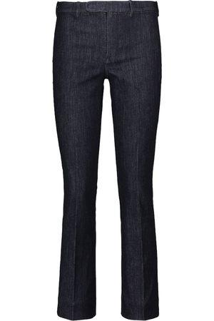 Max Mara Women Slim - Denimp mid-rise slim jeans