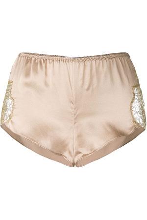 Gilda & Pearl Gina silk shorts