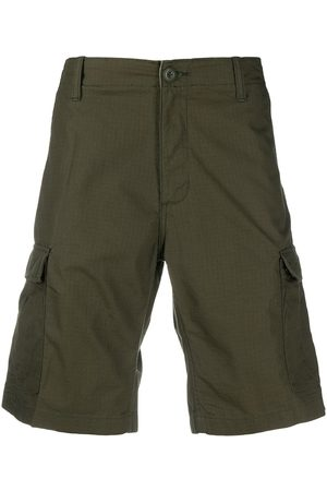 Carhartt Men Bermudas - Side logo patch shorts
