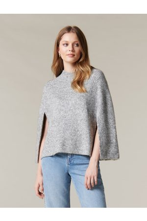 Forever New Women Ponchos & Capes - Martha Cable Poncho