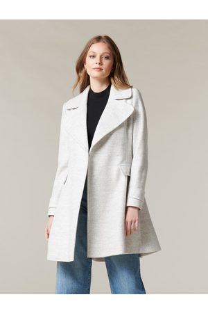 Forever New Women Coats - Mia Fit and Flare Coat