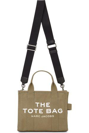 Marc Jacobs Khaki 'The Mini Traveler' Tote