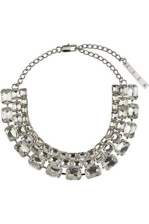 AREA Baguette-style layered bracelet