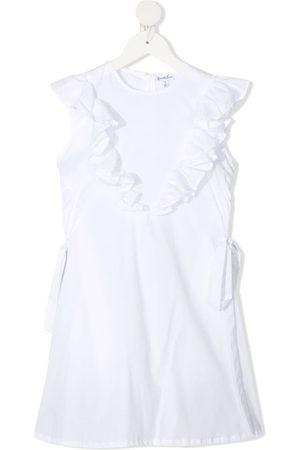 Piccola Ludo Girls Casual Dresses - Ruffle-detail dress
