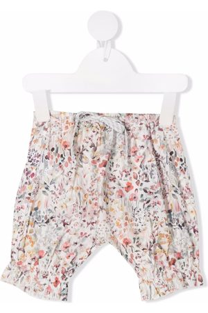 Zhoe & Tobiah Floral-print cotton bloomers